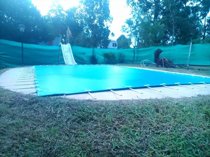 La cl nica venta de cobertores o protector para piscinas - Cobertores de piscinas precios ...